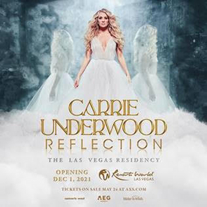 Carrie Underwood Announces 'Reflection' Las Vegas Residency