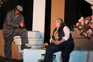 BWW Interview: Imaginative Director Branda Lock of PYGMALION at Little Fish Theatre