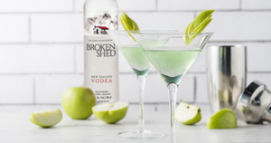 Celebrate World Cocktail Day with Recipes by BROKEN SHED VODKA and Fresh Farmer's Market Ingredients