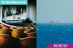 THE TWO CHARACTER PLAY and BIG BIG SKY Will Be Performed This Year at Hampstead Theatre