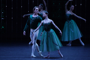JEWELS is Now Playing at Bolshoi