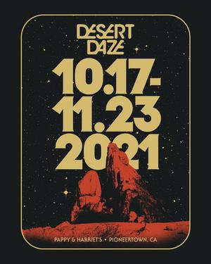 DESERT DAZE Returns as Concert Series at Pappy & Harriet's this Fall