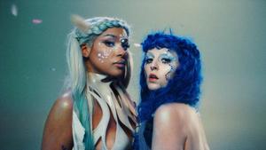 Ashnikko & Princess Nokia Drop New 'Slumber Party' Video