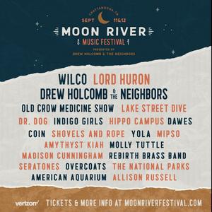 Moon River Music Festival Announces 2021 Full Lineup