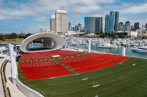 San Diego Symphony Names New Outdoor Venue - The Rady Shell at Jacobs Park - Set to Open in Summer 2021