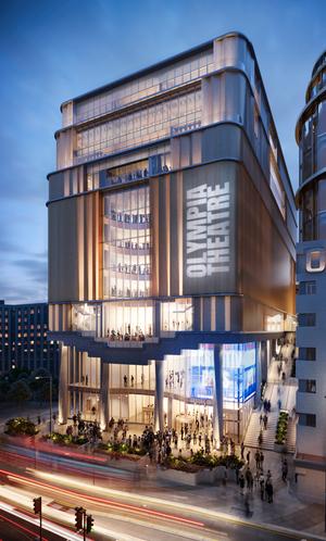 Trafalgar Entertainment to Take on 70-Year Lease of Olympia Theatre
