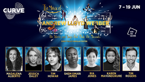 Madalena Alberto, Jessica Daley, Tim Howar & More to Star in THE MUSIC OF ANDREW LLOYD WEBBER Concert