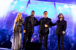 BWW Review: NO MORE TALK OF DARKNESS: PHANTOM'S JEREMY STOLLE at Music Theatre Wichita At The Capitol Federal Amphitheater In Andover, KS