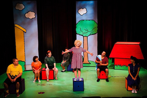 BWW Review: SNOOPY: THE MUSICAL is a Delightful Trip Down Memory Lane With an Extremely Talented Cast at ThinkTankYAE
