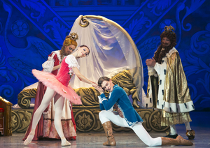 Russian National Ballet Will Bring SLEEPING BEAUTY to Rhyl Pavilion