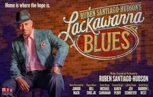 LACKAWANNA BLUES Comes to Broadway September 14; MORNING SUN Begins Off-Broadway October 12