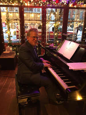 BWW Review: BILLY STRITCH at The West Bank Cafe