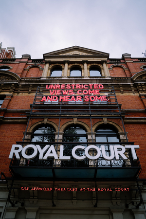 Royal Court Theatre Announces Reopening Programme
