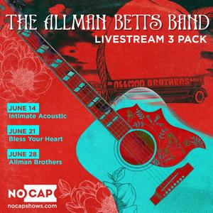 The Allman Betts Band Announce June Livestream Performances