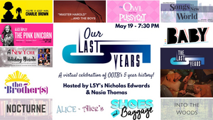 Nasia Thomas and Nicholas Edwards to Host Virtual Celebration of THE LAST FIVE YEARS