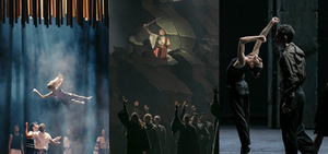 Greek National Opera Will Present a Double Bill of Opera and Dance