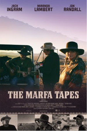 THE MARFA TAPES FILM Now Available On Apple TV