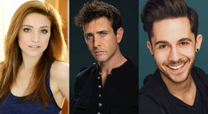 Christy Altomare, Joey McIntyre, & Michael Wartella Will Lead Broadway-Bound THE WANDERER at Paper Mill
