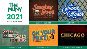 The Muny Announces Delayed Start Of 103rd Season; SWEENEY TODD & MARY POPPINS Postponed to 2022