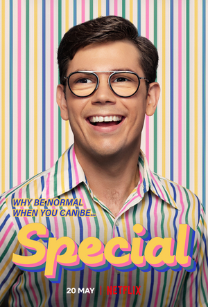 BWW Interview: Ryan O'Connell, Creator and Star of SPECIAL on Netflix, Talks What to Expect With Season 2