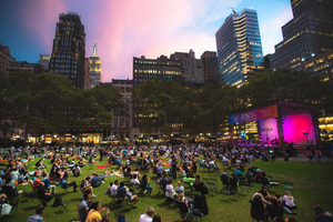Adrienne Warren, NY Philharmonic & More Announced for Bryant Park Picnic Performances 2021 Summer Lineup