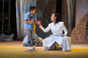 BWW Review: SNOW IN MIDSUMMER at Oregon Shakespeare Festival