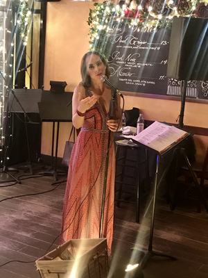 BWW Review: DAWN DEROW at The West Bank Cafe