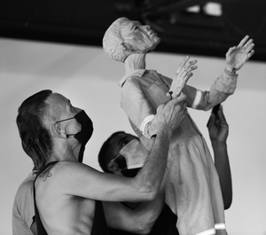 BWW Interview: Bringing Award-Winning Novel to Life Through Puppetry in LIFE AND TIMES OF MICHAEL K
