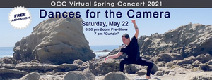 Orange Coast College Dance Department Will Perform Virtual Spring Dance Concert DANCES FOR THE CAMERA