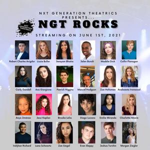 Nxt Generation Theatrics Presents Second Virtual Concert NGT ROCKS