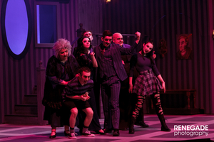 BWW Review: THE ADDAMS FAMILY at Davies High School