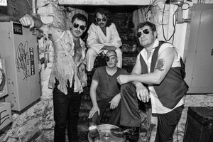 The SPITS Announce North American Tour