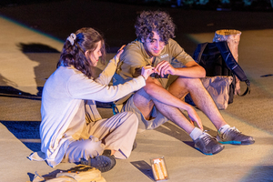 BWW Review: Southern Plains Productions gets a running start with SMALL MOUTH SOUNDS