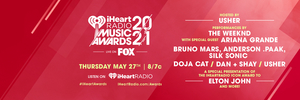 Special Guests Scheduled to Appear at the 2021 IHEARTRADIO MUSIC AWARDS Announced