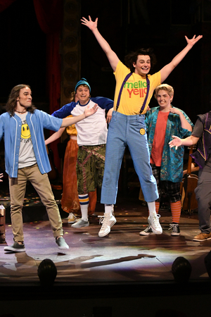 GODSPELL to be Presented by Arizona Broadway Theatre