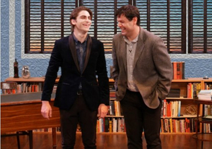 BWW Review: THE STORY OF MY LIFE  at Chance Theatre
