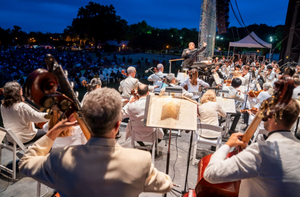 Bryant Park Picnic Performances Summer Season Opens with Four Evenings with the New York Philharmonic