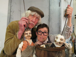 Czechoslovak-American Marionette Theatre to Present AUDIENCEBy Vaclav Havel