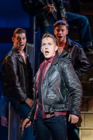 Full Cast Announced For The UK Tour of GREASE