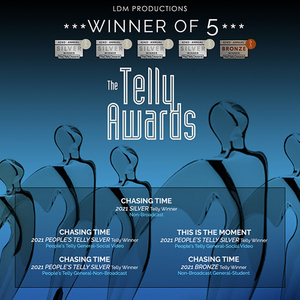 'Chasing Time' and 'This is the Moment' Take Home Wins at the 2021 Telly Awards