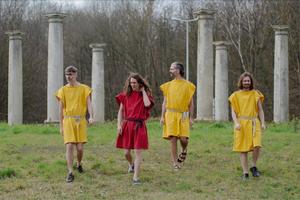 Les Agamemnonz Share New Single 'Artemis'