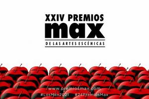 Los XXIV PREMIOS MAX se celebrarán en octubre