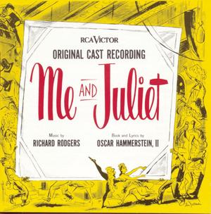 UN DÍA COMO HOY: ME AND JULIET se estrenaba en Broadway
