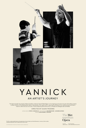 The Met Announces North American Premiere of YANNICK: AN ARTIST'S JOURNEY