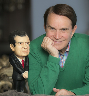 Rich Little to Make NY Theatrical Debut in TRIAL ON THE POTOMAC - THE IMPEACHMENT OF RICHARD NIXON