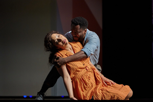 BWW Review: HIGHWAY 1, USA Opens at Opera Theatre of Saint Louis