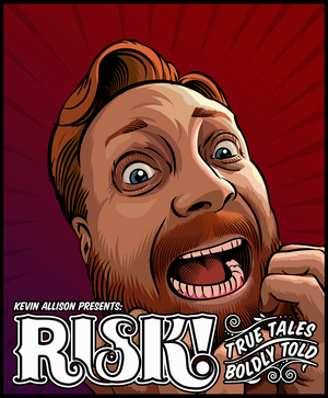 RISK! to Return to Caveat in June for First In-Person Event in Over a Year
