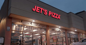 Celebrating The State Reopening With Free Jet's Pizza Slices June 10