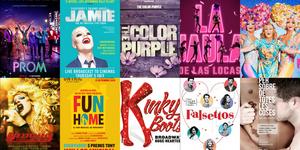 10 actuaciones de musicales con mucho Orgullo