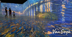 Beyond Van Gogh: The Immersive Experience Opens in St. Louis September 16